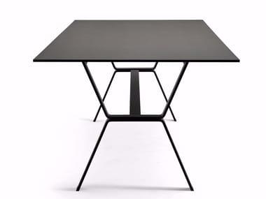 Rectangular dining table DEER | Table