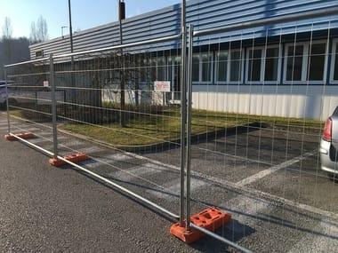 Temporary fencing system DEFENDER HD