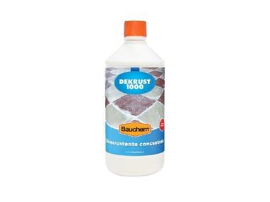 Disincrostante acido forte per pavimenti DEKRUST 1000
