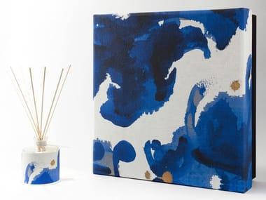 Natural stone Air freshener dispenser DELFT BLUE Premium - Melograno