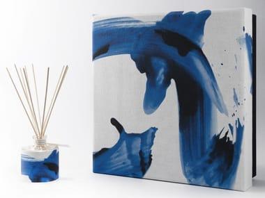 Natural stone Air freshener dispenser DELFT BLUE Premium - Uva e Mirtilli