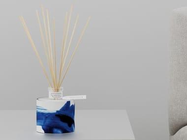 Natural stone Air freshener dispenser DELFT BLUE Prestige - Uva e Mirtilli