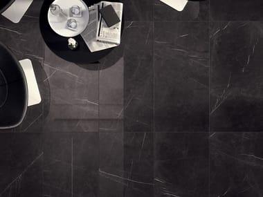 Pavimento/rivestimento effetto marmo DELUXE DARK