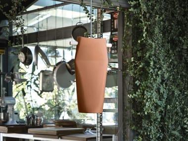 Lámpara colgante de cerámica DENT