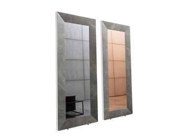 Rectangular framed mirror DENVER RECTANGULAR