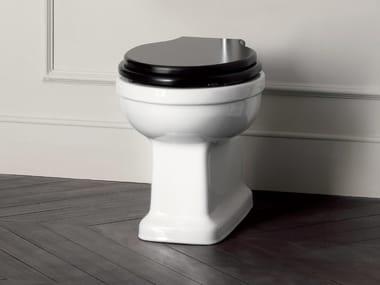 Ceramic toilet DESDEMONA | Toilet