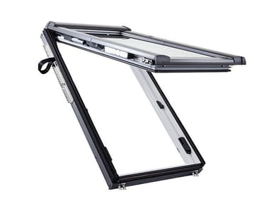 Centre-pivot top-hung roof window DESIGNO I8 QUADRO