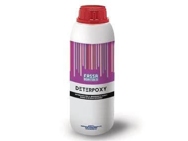 Detergente per la rimozione di residui di stucchi epossidici DETERPOXY