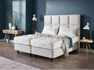 Packed springs handmade mattress DEVONSHIRE