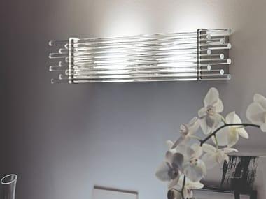 Glass wall lamp DIADEMA AP