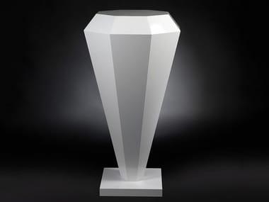Acrylic pedestal DIAMANTE CADEAU