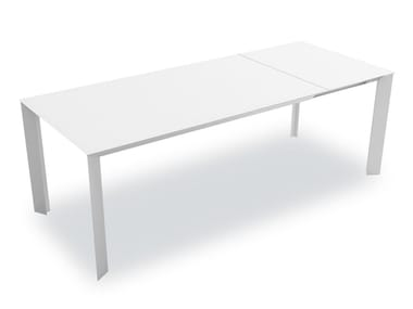 Extending rectangular table DIAMANTE