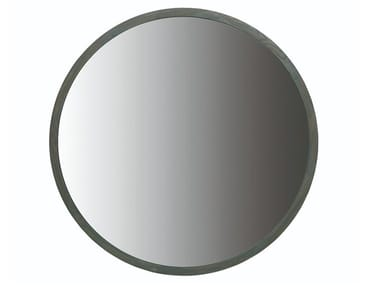 Round framed mirror DIAMANTE | Mirror