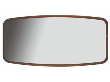 Rectangular framed mirror DIAMANTE | Rectangular mirror