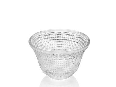 Set of 6 small glass bowls DIAMANTE' | Serving bowl