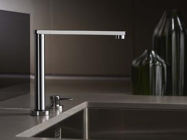 2 hole countertop single handle kitchen mixer tap DIAMETRO35 CUCINA   2 hole kitchen mixer tap