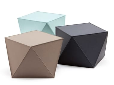 Pouf in feltro DIAMOND