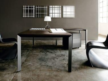 Rectangular executive desk DIAMOND EXECUTIVE