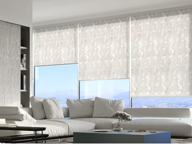 Printed fabric fabric for curtains Personalized prints roller blind systems