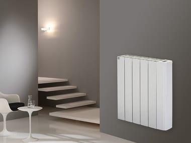 Aluminium decorative radiator with thermoconvector fluid DIGITAL
