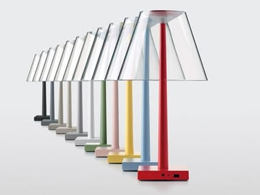 Lampada da tavolo a LED senza fili DINA+