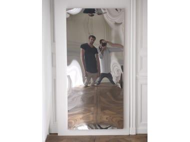 Distorting mirror DISTORTING MIRROR | Rectangular mirror