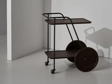 Wooden food trolley DISTRIKT | Food trolley