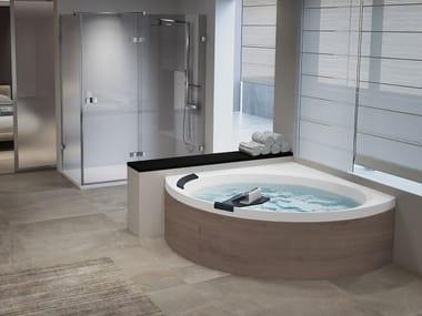 Vasca da bagno angolare DIVINA C