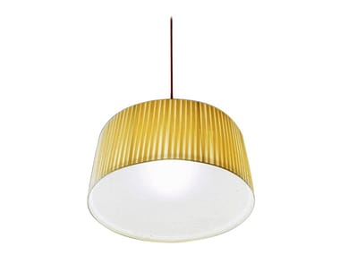 Fabric pendant lamp DIVINA | Pendant lamp