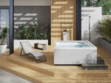 Vasca da bagno a 4 posti DIVINA OUTDOOR SPA | XL