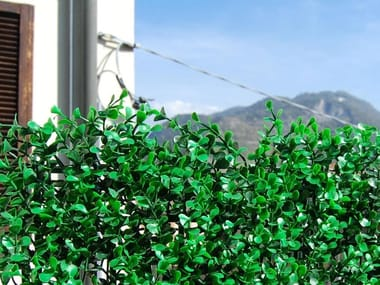 Siepe artificiale DIVY 3D PANEL BUXUS INTENSE