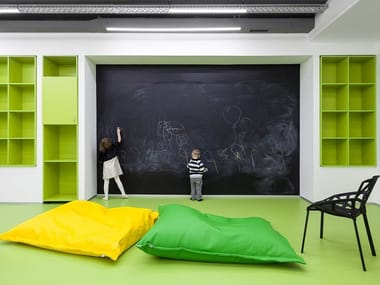 Antibacterial linoleum flooring GERFLOR-DLW LINOLEUM