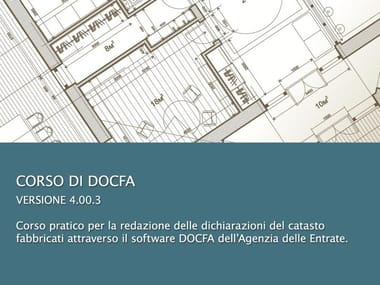 Relief, topography and diagnostic training course DOCFA 4
