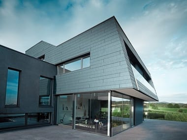Aluminium Panel for facade DOGA.X