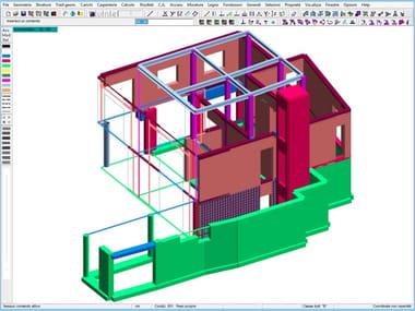Finite element (FEM) structural resolver DOLMEN FULL