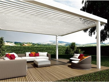 Pergolas Canopies And Garden Awnings Archiproducts