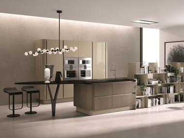 Küche mit Kücheninsel DOMINA | Küche mit Kücheninsel