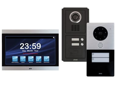 Video entryphone system and equipment AVE DOMINA