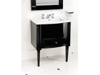Meuble sous-vasque laquée avec tiroirs DOMINO WESTMINSTER