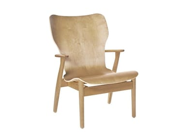 Easy chair DOMUS LOUNGE CHAIR