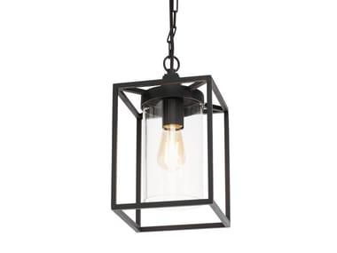 Lampada a sospensione per esterno in alluminio pressofuso DOMUS | Lampada a sospensione per esterno
