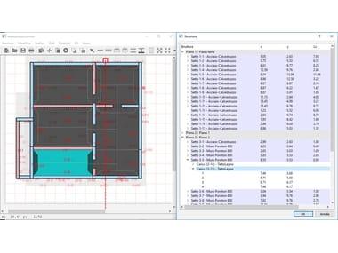 Masonry and mixed construction calculation DOMUS WALL