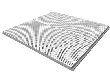 Plasterboard ceiling tiles DONATELLO - DONATELLO ACUSTIC