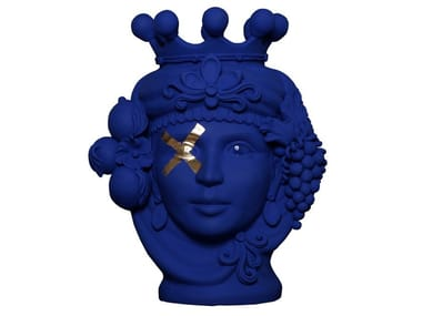 Terracotta vase DONNA ASSUNTA