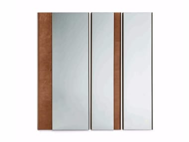 Rectangular wall-mounted mirror DORIAN