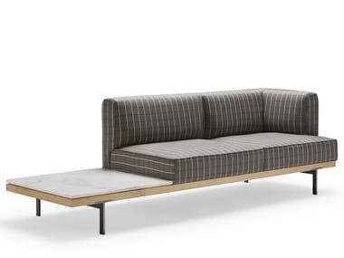 Modular fabric sofa DOS | Modular sofa