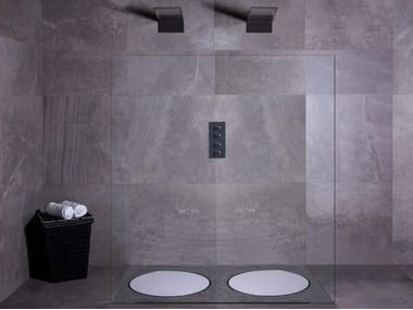 Shower channel DOT