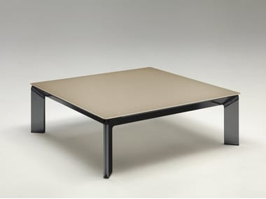 Tempered glass coffee table DOUBLE