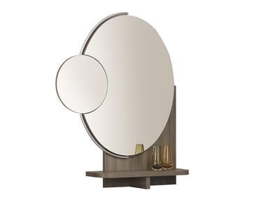 Oval mirror for dresser DOVEA | Mirror