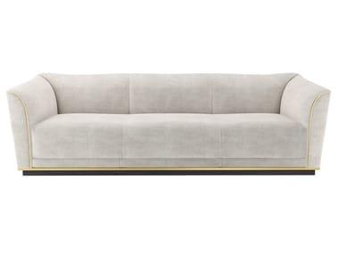 3 seater velvet sofa DOVER